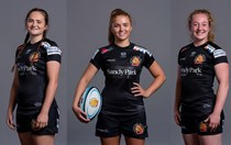 Chiefs trio in Welsh squad