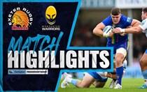 HIGHLIGHTS: Chiefs v Worcester