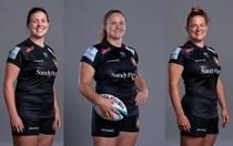 Chiefs trio in Canada Women's squad