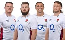 Chiefs quartet in England squad