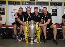 Coaches agree new deals