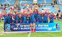 Russia triumph at Exeter 7s