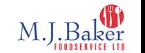 M J Baker
