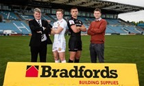 Bradfords join forces with champion Chiefs