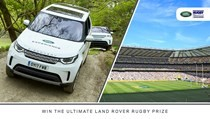 Win the ultimate Land Rover prize