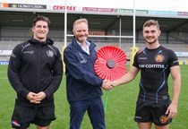 Buy a pint of Otter and boost Poppy Appeal