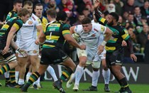 Ewers looking to make up for lost time