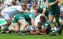 Forward power too much for Irish