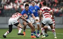 Japan stun the Azzurri