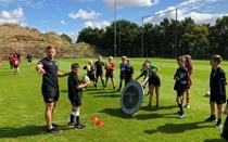 Youngsters shine at Summer Camp
